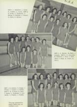 1959 Gillespie Community High School Yearbook Page 84 & 85