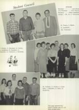 1959 Gillespie Community High School Yearbook Page 86 & 87