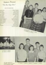 1959 Gillespie Community High School Yearbook Page 94 & 95