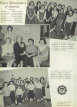 1959 Gillespie Community High School Yearbook Page 96 & 97