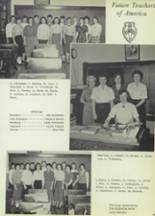 1959 Gillespie Community High School Yearbook Page 98 & 99