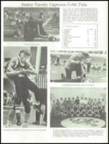1977 Sprayberry High School Yearbook Page 56 & 57