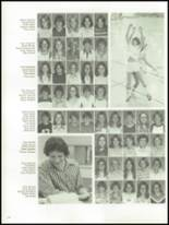 1977 Sprayberry High School Yearbook Page 132 & 133