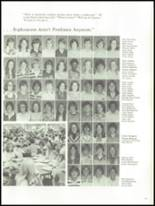 1977 Sprayberry High School Yearbook Page 134 & 135