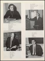 1969 Cambridge High School Yearbook Page 10 & 11