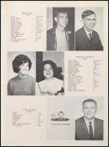 1969 Cambridge High School Yearbook Page 14 & 15