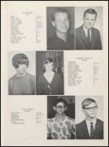 1969 Cambridge High School Yearbook Page 16 & 17