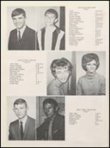 1969 Cambridge High School Yearbook Page 20 & 21