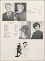 1969 Cambridge High School Yearbook Page 22 & 23