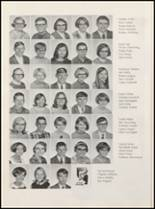1969 Cambridge High School Yearbook Page 32 & 33