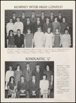 1969 Cambridge High School Yearbook Page 46 & 47