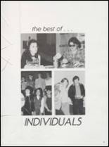 1982 Latta High School Yearbook Page 12 & 13