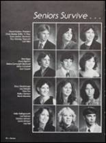 1982 Latta High School Yearbook Page 14 & 15