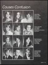 1982 Latta High School Yearbook Page 16 & 17