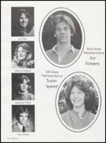 1982 Latta High School Yearbook Page 20 & 21