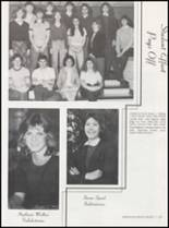 1982 Latta High School Yearbook Page 26 & 27