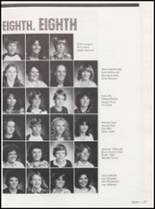 1982 Latta High School Yearbook Page 40 & 41