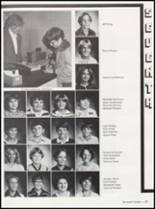1982 Latta High School Yearbook Page 42 & 43