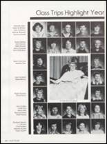 1982 Latta High School Yearbook Page 44 & 45