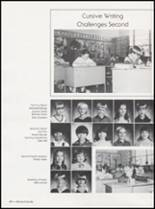 1982 Latta High School Yearbook Page 52 & 53