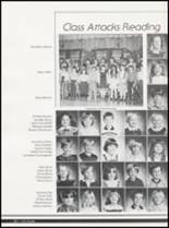 1982 Latta High School Yearbook Page 54 & 55
