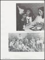 1982 Latta High School Yearbook Page 64 & 65