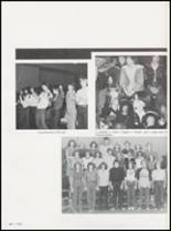 1982 Latta High School Yearbook Page 70 & 71