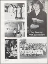 1982 Latta High School Yearbook Page 72 & 73