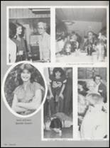 1982 Latta High School Yearbook Page 80 & 81