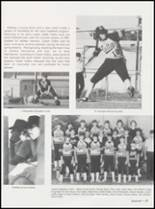 1982 Latta High School Yearbook Page 84 & 85