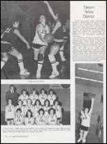 1982 Latta High School Yearbook Page 88 & 89