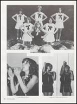 1982 Latta High School Yearbook Page 92 & 93