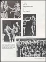 1982 Latta High School Yearbook Page 104 & 105