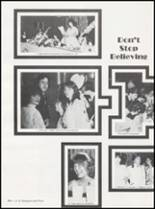 1982 Latta High School Yearbook Page 108 & 109