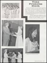 1982 Latta High School Yearbook Page 110 & 111