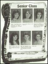1984 Virgin Valley High School Yearbook Page 18 & 19