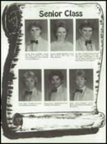 1984 Virgin Valley High School Yearbook Page 20 & 21
