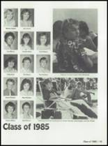 1984 Virgin Valley High School Yearbook Page 22 & 23