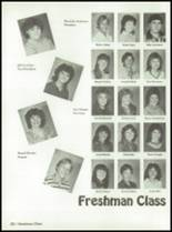 1984 Virgin Valley High School Yearbook Page 26 & 27