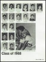 1984 Virgin Valley High School Yearbook Page 28 & 29