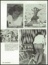 1984 Virgin Valley High School Yearbook Page 34 & 35