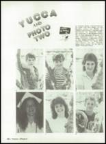 1984 Virgin Valley High School Yearbook Page 42 & 43