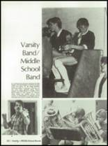 1984 Virgin Valley High School Yearbook Page 54 & 55