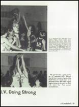 1984 Virgin Valley High School Yearbook Page 82 & 83