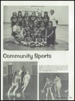 1984 Virgin Valley High School Yearbook Page 86 & 87