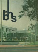 1974 Yearbook Braintree High School