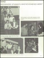 1975 Girard High School Yearbook Page 34 & 35