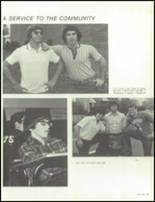 1975 Girard High School Yearbook Page 42 & 43