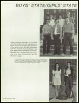 1975 Girard High School Yearbook Page 66 & 67