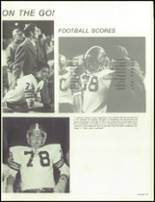1975 Girard High School Yearbook Page 100 & 101